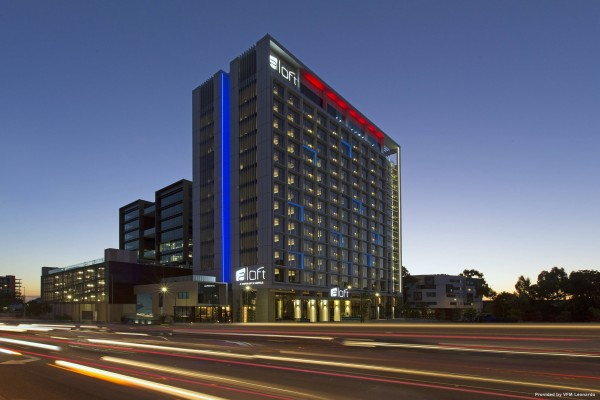 Hotel Aloft Perth