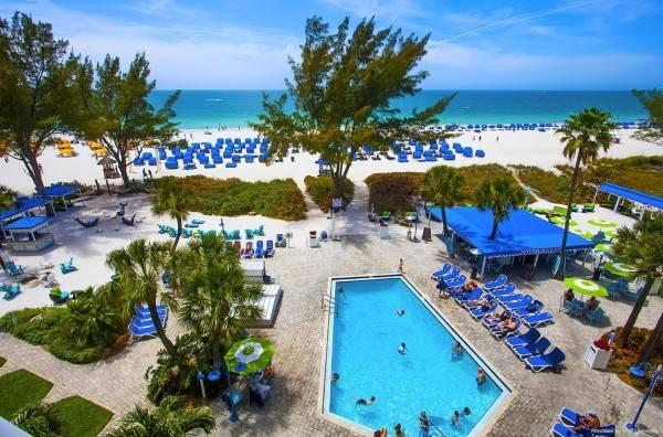 Sandpiper Beach Resort In St Pete