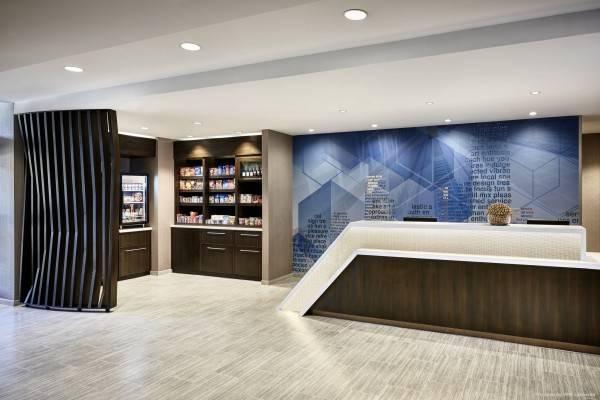 Hotel SpringHill Suites New York JFK Airport/Jamaica