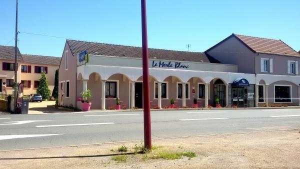 Hotel Merle Blanc Logis