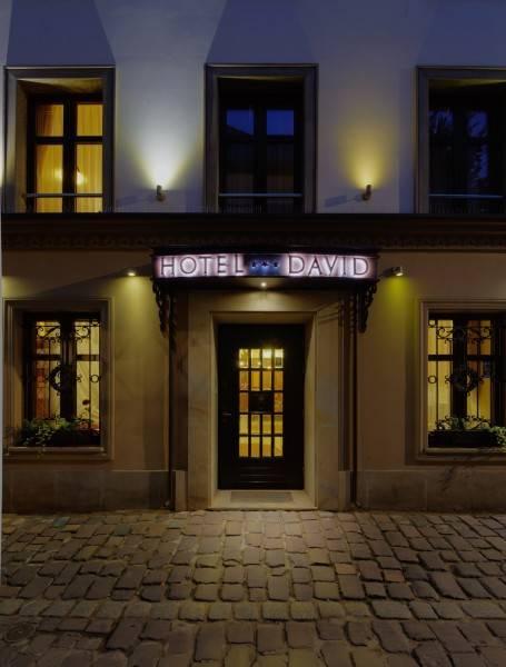 HOTEL DAVID KRAKOW