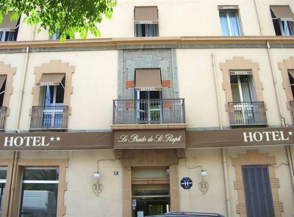 Hotel Le Prado de St Raph