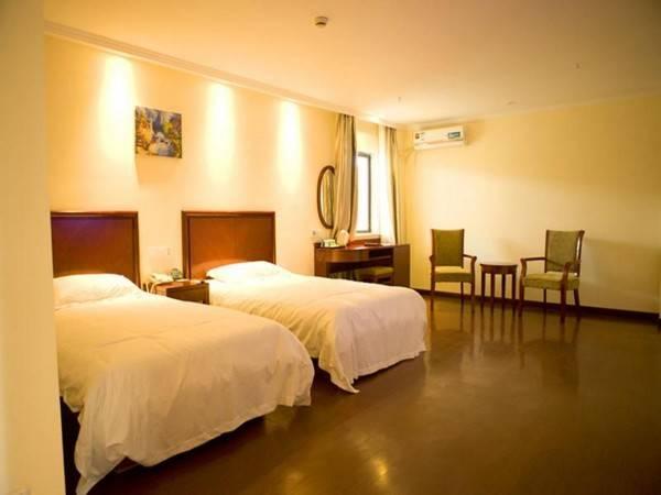 Green Tree JiangSu Suzhou Taiping High-speed North Station Express Hotel