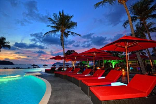 Hotel Federal Villa Beach Resort Langkawi