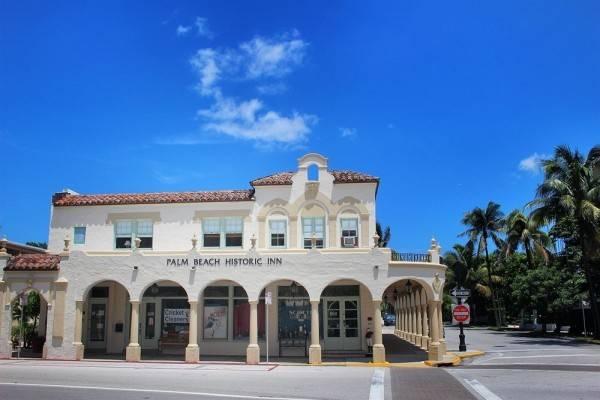 Palm Beach Historic Inn 3 Hrs Star