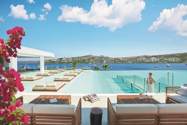 Hotel Cape Bodrum Beach Resort