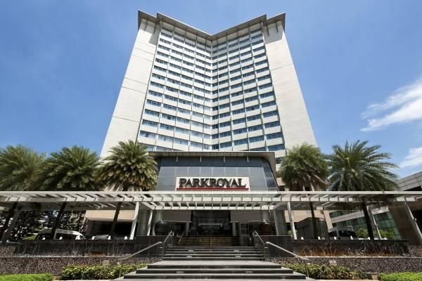 Hotel Parkroyal On Kitchener Road