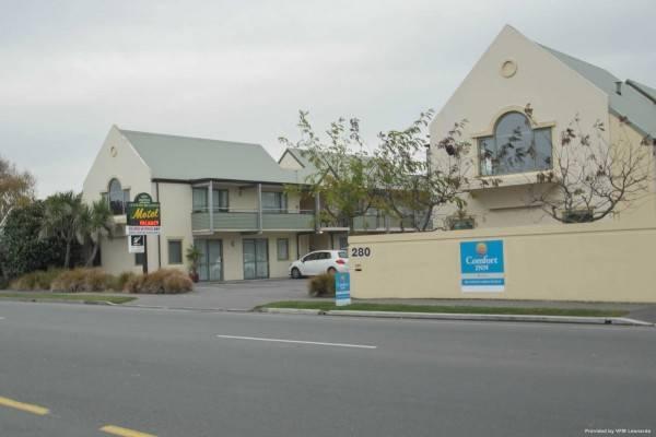 Comfort Inn Riccarton NZ