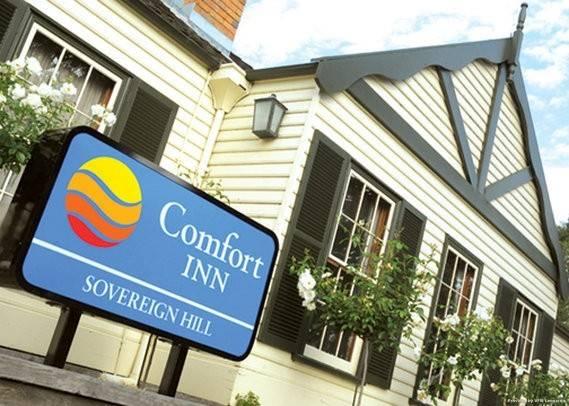 Comfort Inn Sovereign Hill