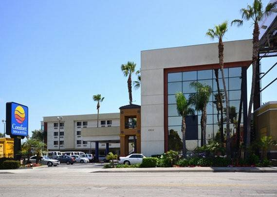 Quality Inn and Suites Los Angeles Airpo