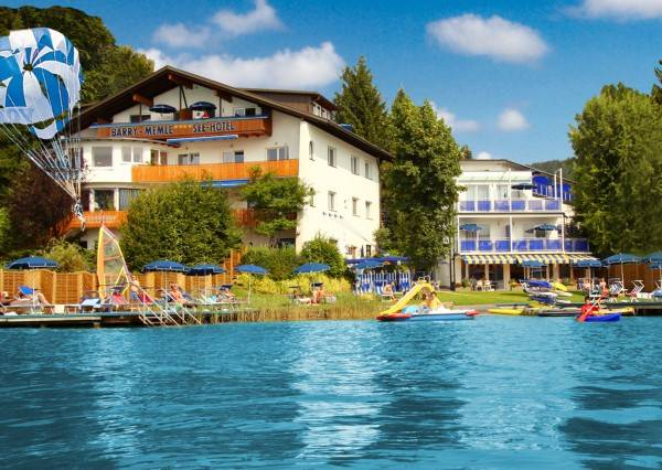 Hotel Barry Memle Direkt am See