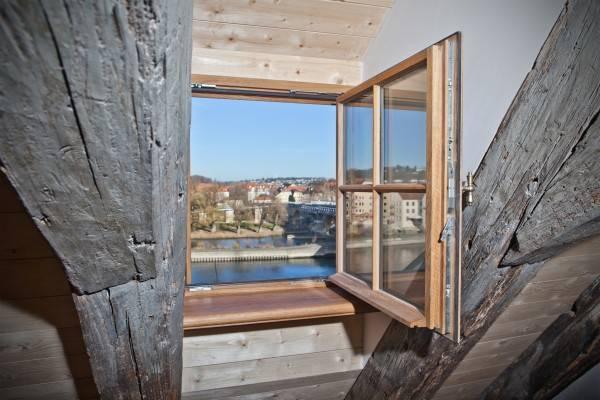 Hotel David an der Donau