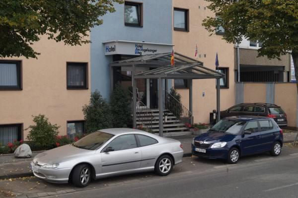 Hotel am Vogelsanger Weg