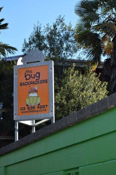 The Bug Backpackers - Hostel