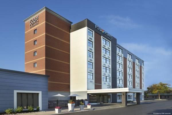 Hotel Four Points by Sheraton Hamilton - Stoney Creek Four Points by Sheraton Hamilton - Stoney Creek