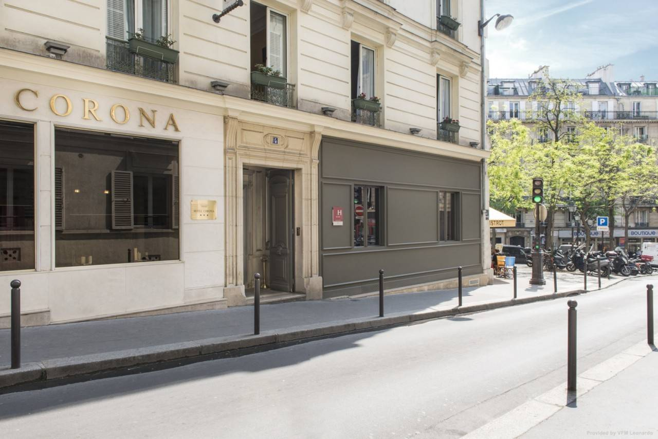 Hotel Villa La Parisienne Parigi hotel corona rodier - 3 hrs star hotel in paris (Île-de-france)