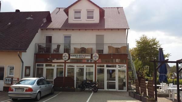 Hotel Albergo-Restaurante-da-Franco