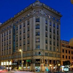 Hotel Madrid Gran Via managed by Melia