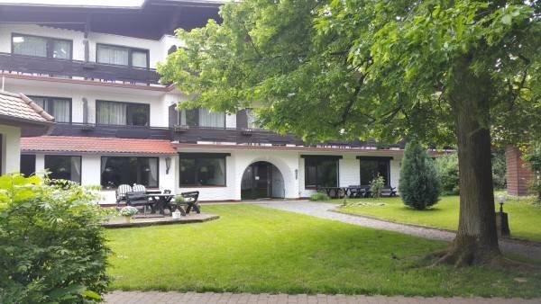 """Hotel Büchner """"Garni"""""""