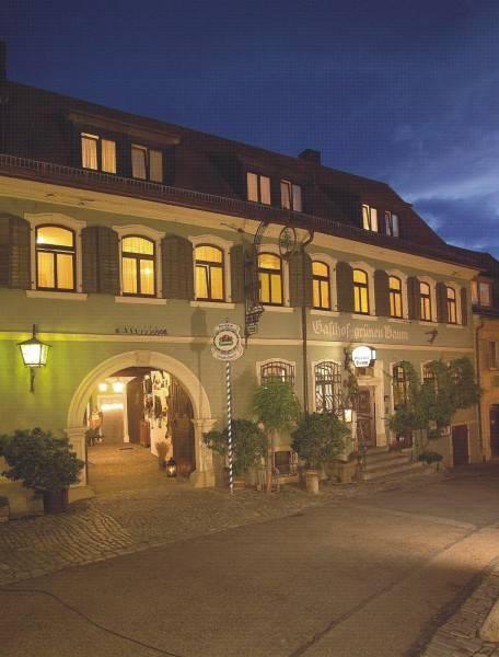 Hotel Grüner Baum