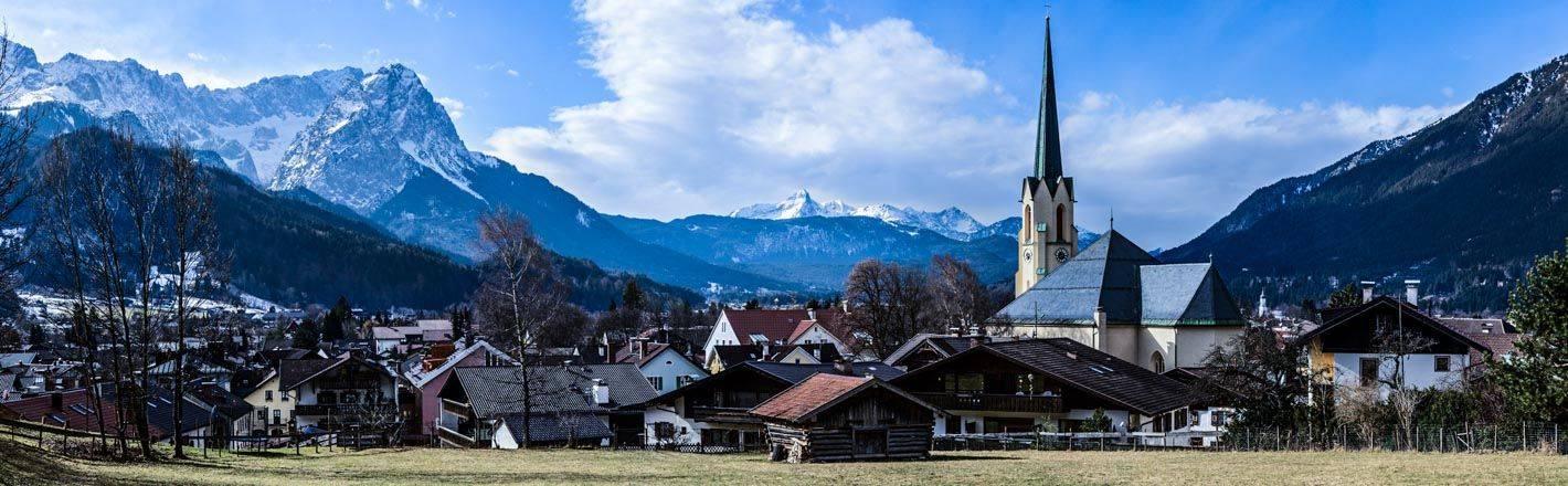 Hotel a Garmisch-Partenkirchen (Baviera)