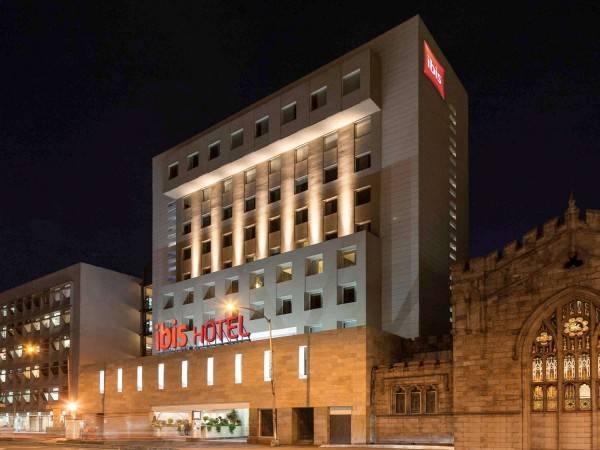 Hotel ibis Mexico Alameda