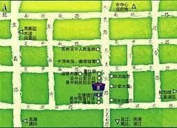 Home Inn - Suzhou North Dongwu Road Baodai Road Subway Station branch Dongwu North Road