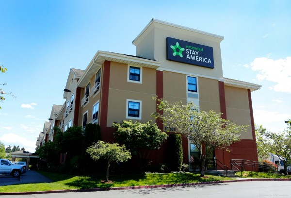 Hotel Extended Stay America Seattle