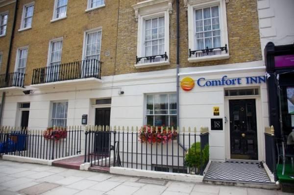 Comfort Inn Victoria