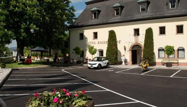 Hotel Kaiserhof Anif