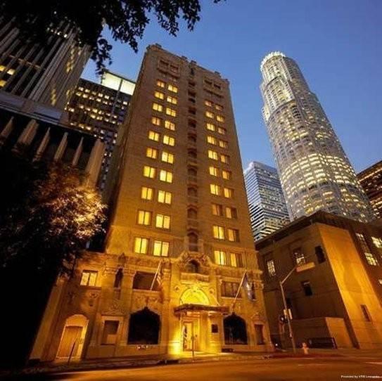 Hotel Hilton Checkers Los Angeles