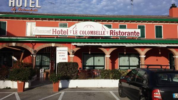 Hotel Le Colombelle