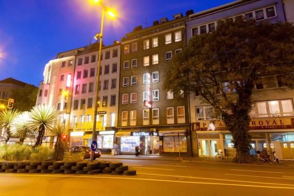 Hotel Novum Plaza Zentrum