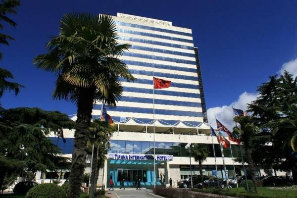 Tirana Intl Hotel & Conference Center