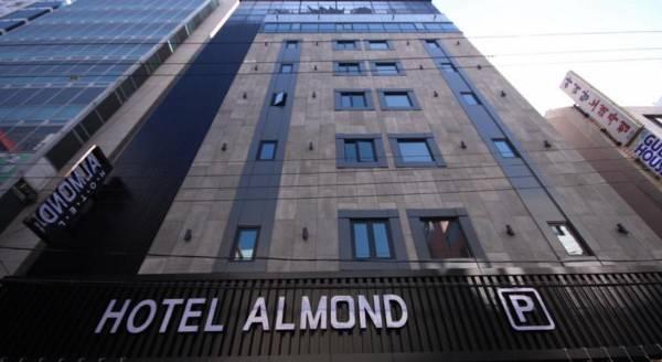 Almond Hotel Busan Station