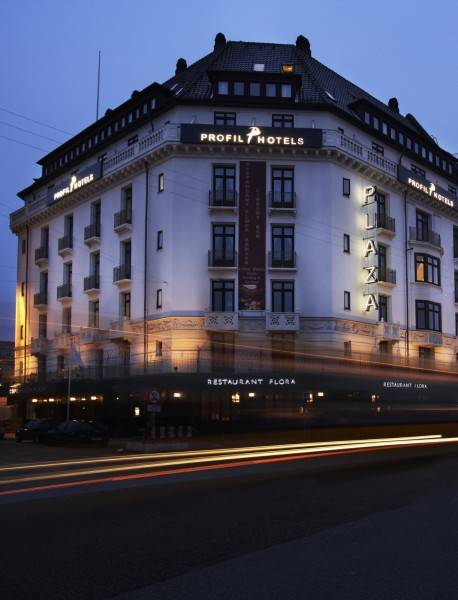 Hotel Copenhagen Plaza