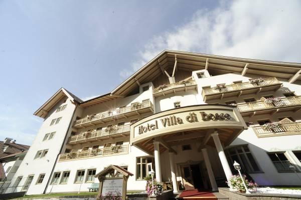 Hotel Villa di Bosco Apartments Wellness