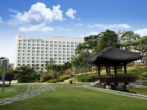 Hyundai Hotel Ulsan Ulsan