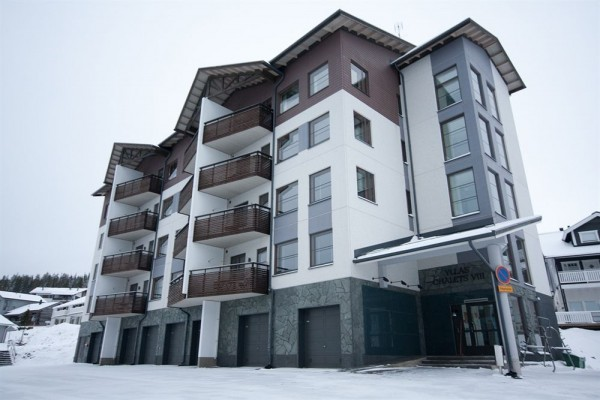 Hotel Forenom Premium Apartments Ylläs