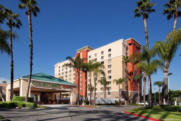 Hotel Courtyard Los Angeles Baldwin Park