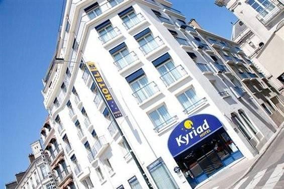 Hotel ibis Styles Nantes Centre Gare ex Kyriad Nantes Centre Gare