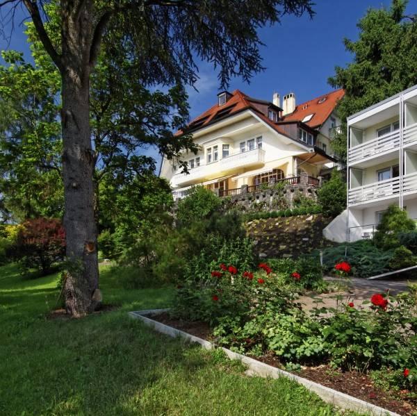 Hotel Villa Elben Garni