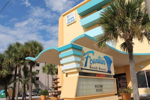 Hotel FOUNTAIN BEACH RESORT DAYTONA BEACH