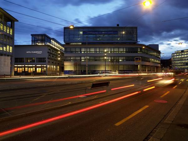 Hotel Four Points by Sheraton Sihlcity - Zurich