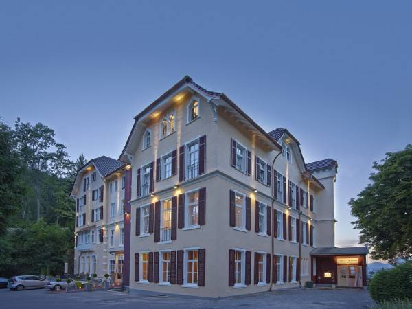 Hotel Schloß Hornberg