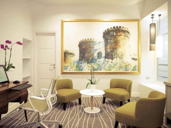 Hotel Mercure Napoli Centro Angioino