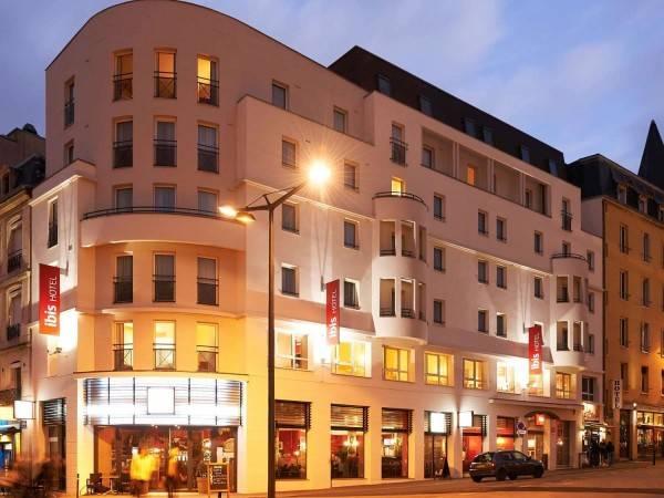 Hotel ibis Nancy Centre Gare et Congrès
