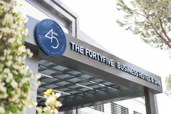 The Fortyfive Business Hotel & Spa