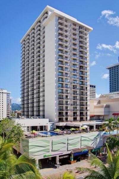 Hotel Waikiki Beachcomber Resort