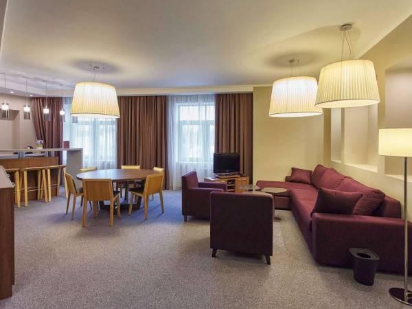 Hotel Mercure Lipetsk Center